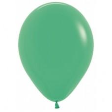 Гелиевый шар Зеленый Пастель