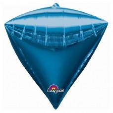 "3D Алмаз Голубой, 16""/40 см"