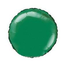 "Круг Зеленый, 18""/48 см"
