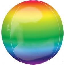 3D Сфера Радуга с гелием
