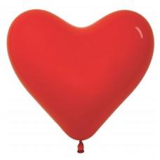 Сердце Красное Латексное