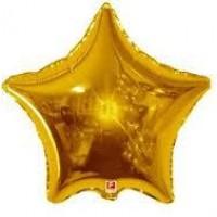 Звезда  Золото с гелием