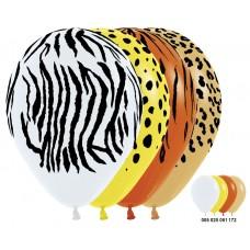Гелиевый шар Джунгли