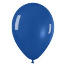 Гелиевый шар Синий Кристалл