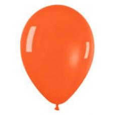 Гелиевый шар Оранжевый Кристалл