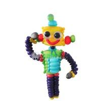 """Фигура """"Робот"""" из шаров"""