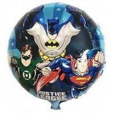 """Воздушный шар """"Супергерои"""""""