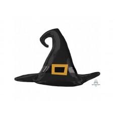 """Фольгированная фигура """"Шляпа ведьмы"""""""