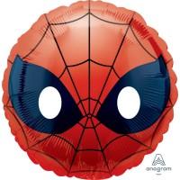 """Воздушный шар """"Человек - паук"""" с гелием"""