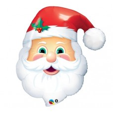 Санта Клаус Шар с Гелием