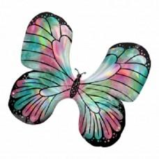 """Фольгированная фигура """"Бабочка"""" Голография"""