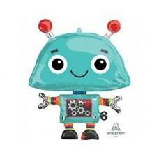 Фольгированная фигура Робот