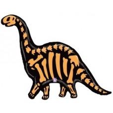 Фольгированная фигура Динозавр Бронтозавр