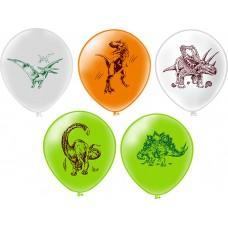 """Воздушный шар """"Динозавры"""""""
