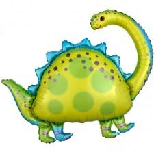 Воздушный шар Динозавр Бронтозавр