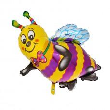 """Фольгированная фигура """"Пчела"""""""