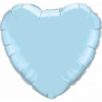 """Сердце Голубое, 32""""/80 см"""
