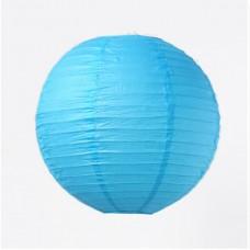 Китайский фонарик Голубой