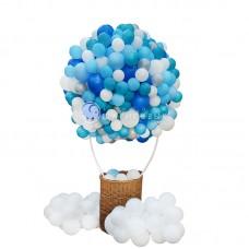 "Фотозона ""Воздушный шар Голубой"""