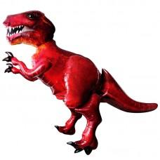 """Ходячая фигура """"Динозавр красный"""""""