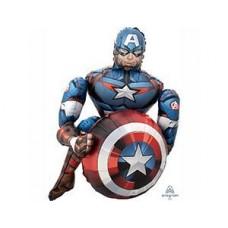 Ходячая фигура Капитан Америка