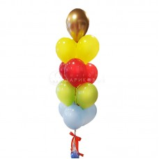 """Воздушные шары """"Радуга"""""""
