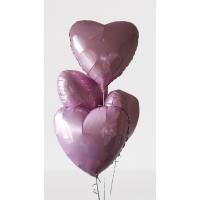 """Воздушные шары """"Love Pink"""""""